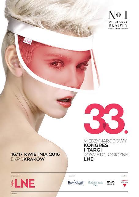 33. Międzynarodowy Kongres Kosmetyczny LNE & spa