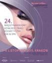 24. Międzynarodowy Kongres Kosmetyczny LNE & spa 5-6 listopada 2011 r.