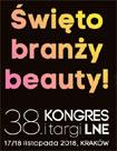 38. Międzynarodowy Kongres i Targi Kosmetologiczne LNE!